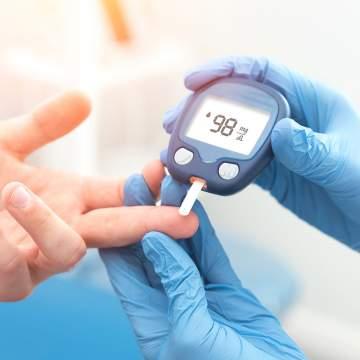 Infirmière pour soins aux personnes diabétiques à Valenciennes
